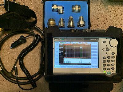 Anritsu S331l Site Master Cable Antenna Analyzer Sitemaster S331