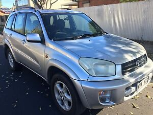 Toyota RAV4 cruiser 5speed 2005 Albert Park Charles Sturt Area Preview