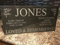 Headstone Markers