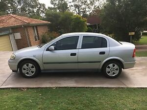 2003 Holden Astra Dungog Dungog Area Preview