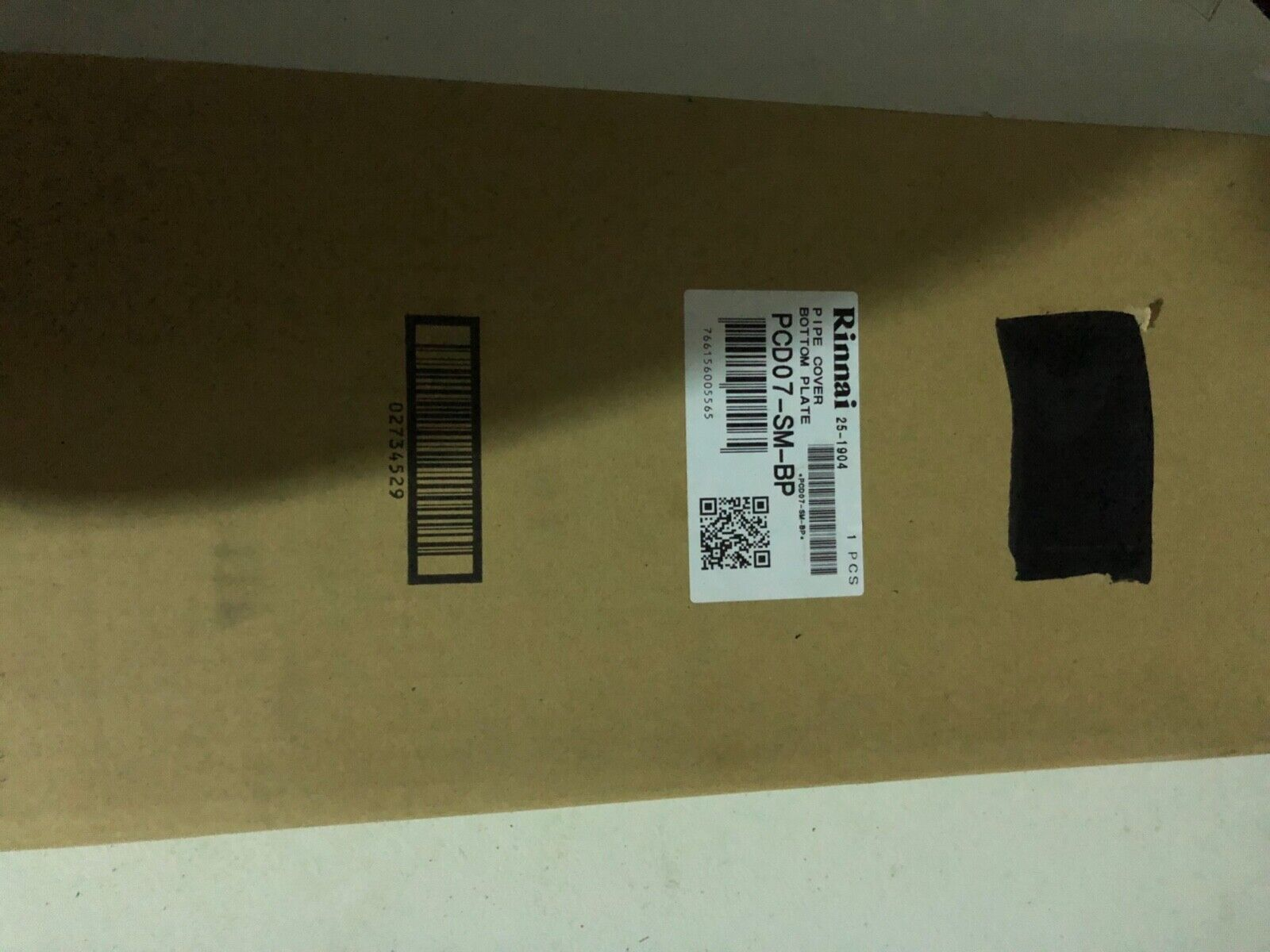 Rinnai PCD07-SM-Bp Pipe Cover Enclosure - $30.00