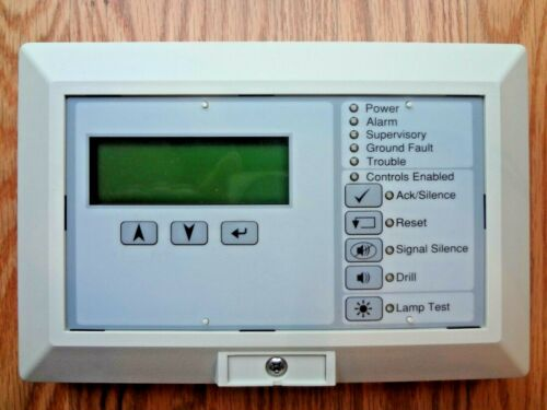 EST RLCD-C LCD Annunciator With Common Controls FREE SHIPPING !!!