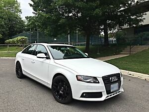 2012 Audi A4 2.0T Quattro Premium for sale!