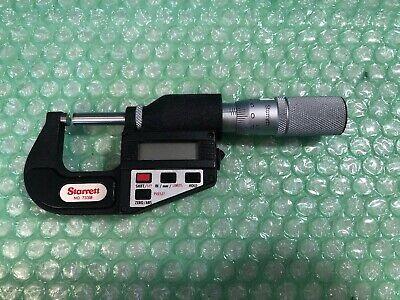 Starrett 733m Micrometer
