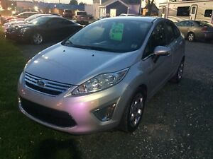 2011 FORD FIESTA FULLY LOADED HEATED SEATS!