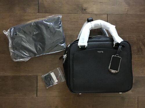 Tumi Sinclair Aidan Crossbody Bag Purse Black  79400D  Brand