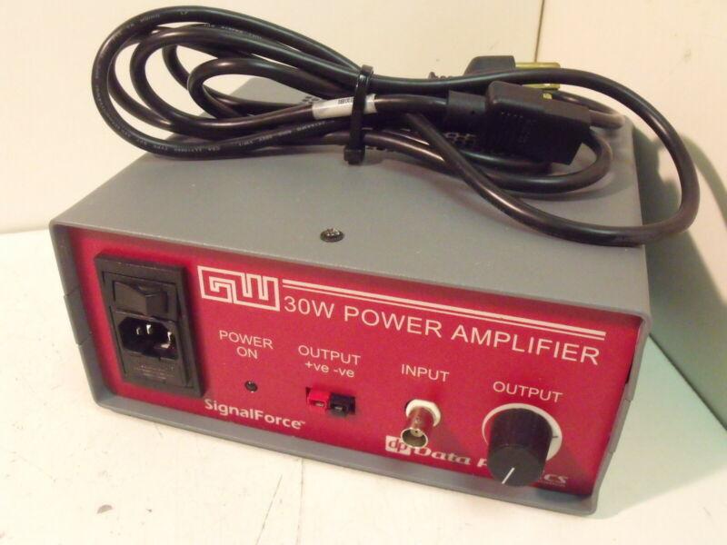 Data Physics PA30E SignalForce 30W Power Amplifier