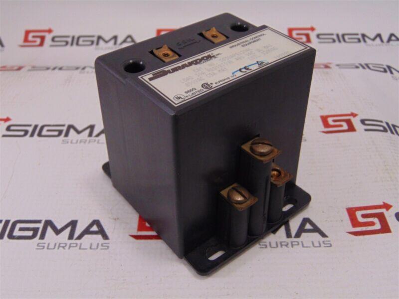 Durakool 3030APS120AC Mercury Contactor Relay 480 VAC Max, 120 VAC Coil