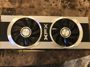 High End Graphics Card XFX R7950