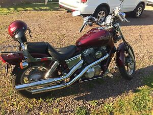 1988 Honda Shadow V Twin 1100