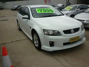 2008 Holden Commodore Wagon  THIS WEEK SPECIAL Harris Park Parramatta Area Preview