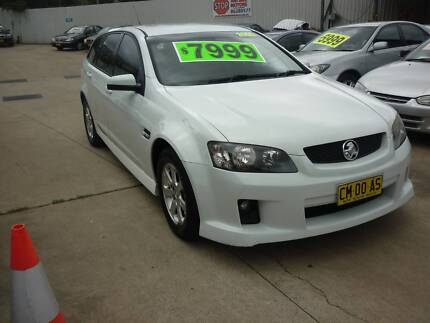 2008 Holden Commodore Wagon  THIS WEEK SPECIAL