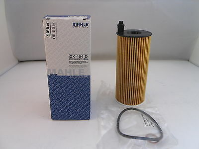 BMW 1 2 3 4 5 6 Series X1 X3 1.6 2.0 3.0 D Oil Filter MAHLE OX404D