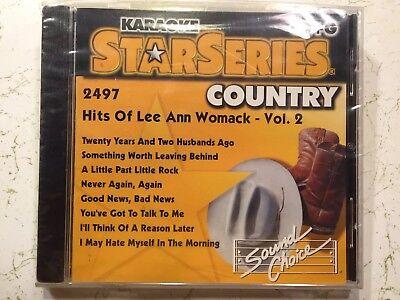 Musical Instruments & Gear 170 3376 Sound Choice Karaoke Cdg Power Picks Country Picks Vol