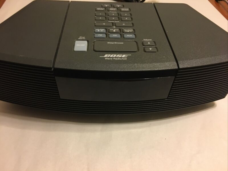 bose wave radio cd player Working No Remote