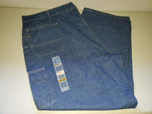 Carhartt FRB13 Flame-Resistant Denim Original Fit Jean 50 x 30 Carpenter