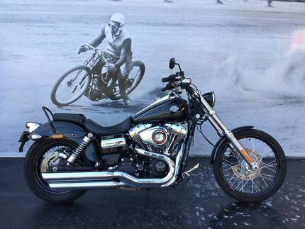 Dyna wide glide in queensland gumtree australia free local 2017 harley davidson dyna wideglide fxdwg 1690cc fandeluxe Image collections