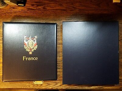 Davo Hingless Album France Volume I  1849 - 1964 in Slip Case