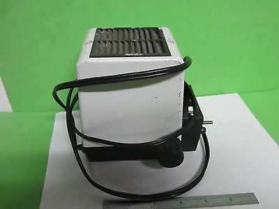 Microscope Part Housing Leitz Germany Illuminator Lamp As Pictured Bin25