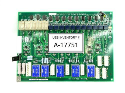 DNS Dainippon Screen HEPI-521 ID Power Board Interface PCB Working Surplus