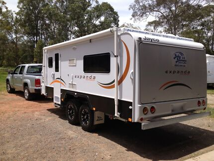 Brilliant Onsite Caravan In Eden NSW  Caravans  Gumtree Australia Bega Valley