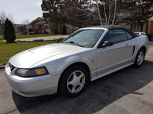 2003 Ford Mustang  Convertible  Very Nice Car