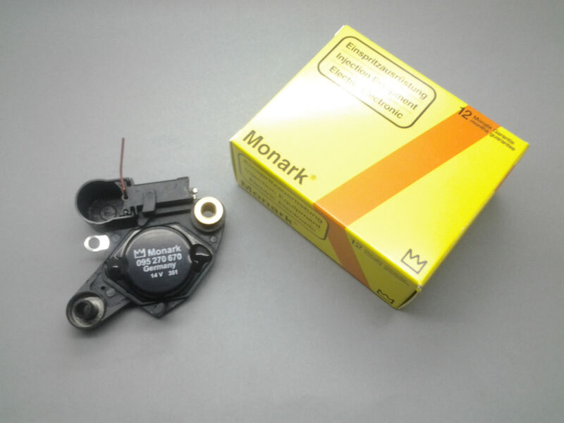 Monark Regulator 14V for Ford Hyundai Lancia Valeo Alternator Regulator