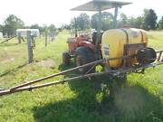 kubota 4wd tractor 25hp on turf tyres Fairney View Ipswich City Preview