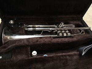 Bach 180S-72 Professional Trumpet