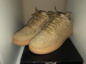 Nike Air Force 1 Flax Size 10
