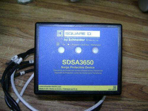 Square D Surge device SDSA3650