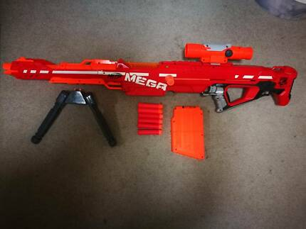 Many Rare Nerf Guns in Great Condition