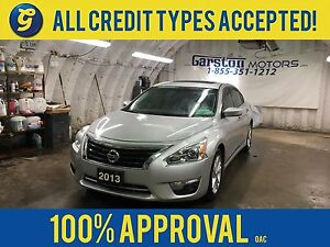 2013 Nissan Altima SV*SUNROOF*NAVIGATION*REMOTE START*BACK UP CA