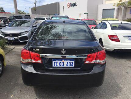 Holden Cruze 2010 Auto