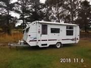 Caravan Millard Horizon poptop Batemans Bay Eurobodalla Area Preview