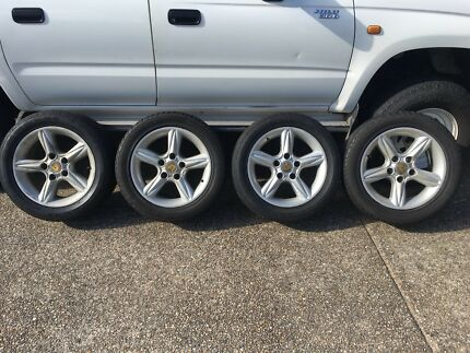 Commodore Wheels Mags SS