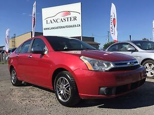 2011 Ford Focus SE Sedan **HEATED SEATS/ALLOY WHEELS/BLUETOOTH**