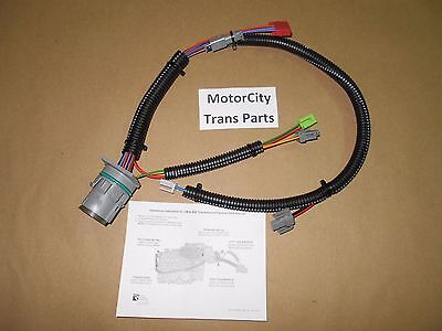 Internal Wire Harness Manufactured  OEM COMPONENTS Fits ALL 4L80E 2004 UP