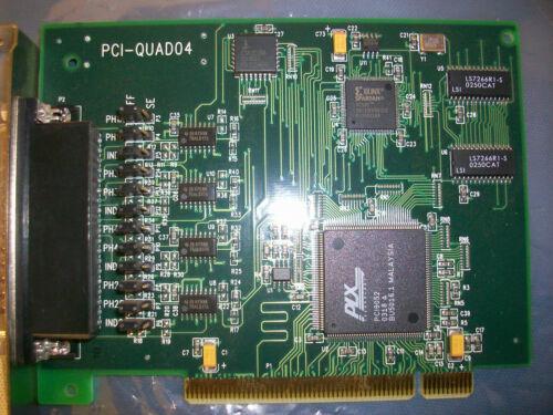 Measurement Computing PCI-QUAD04