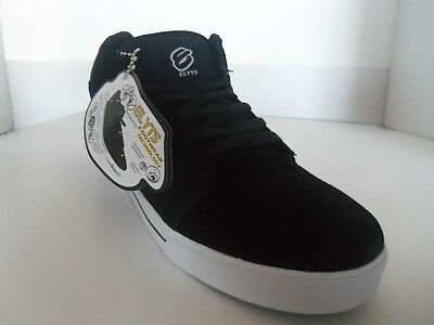 529867507eb2a7 Troop Elyts Scooter Skate Boarding Shoes Sz 12 Black White   836564072869