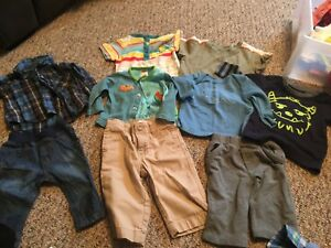 Boys nb-6 months $20 for all in picture