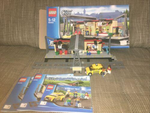 LEGO CITY 60050 Bahnhof