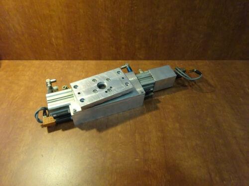 SMC rotary actuator