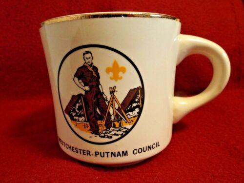 WESTCHESTER PUTNAM COUNCIL  Boy Scouts of America Coffee Mug Cup