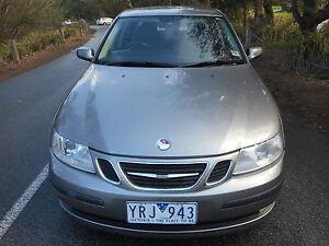 2003 Saab 9-3 Sedan REG AND ROADWORTHY!! Moorabbin Kingston Area Preview