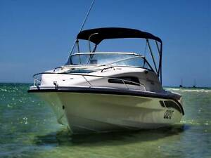 Quicksilver Dominator 5.1 meter Cuddy Cabin