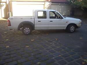 FORD COURIER 4X2 WITH TURBO DIESEL  $4950 College Park Norwood Area Preview