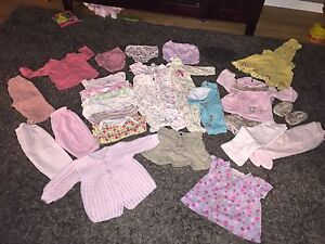 Mixed 6-12 month baby girl lot