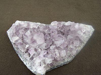 Amethystdrusenstück 2,2 kg Amethyst Amethystdruse Heilsteine Mineral