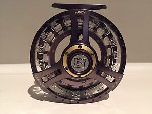 Brand new Hardy Ultralite CLS 5000 fly reel